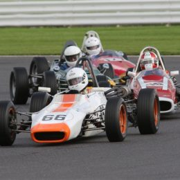 Golden Grids To Celebrate 50 Years Of Formula Ford At Silverstone