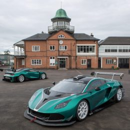 Arrinera GT Draws Polish-Related Inspiration From Racing Pioneers At Brooklands