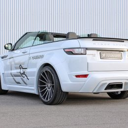 Hamann Wide-Body Kit For The Range Rover Evoque Convertible