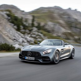 Pricing And Specification Revealed For Mercedes-AMG GT Roadster And GT R