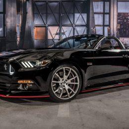 SEMA 2016 - Mustang Sparco