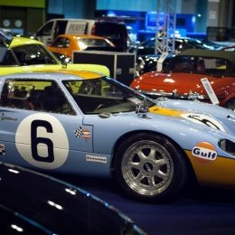 Start Your Engines As The UK's Biggest Motor Show Heads For The NEC