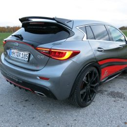 The Infiniti Q30 And QX30 By LARTE Design