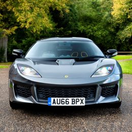 The New Lotus Evora Sport 410