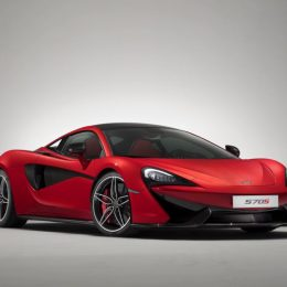 The New McLaren 570S Design Editions