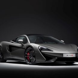 The New McLaren 570S With 'Track Pack' – Inspired By Racing Success