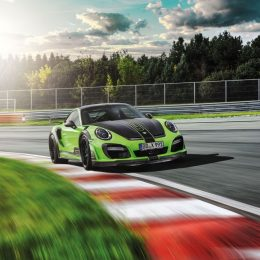 The New TECHART Porsche GTstreet R