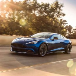 Vanquish S Takes Aston Martin's Ultimate Super GT To The Next Level