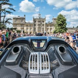 Wilton Classic And Supercar Is A Go For June 2017