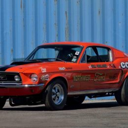 1968 Ford Mustang Cobra Jet Lightweight