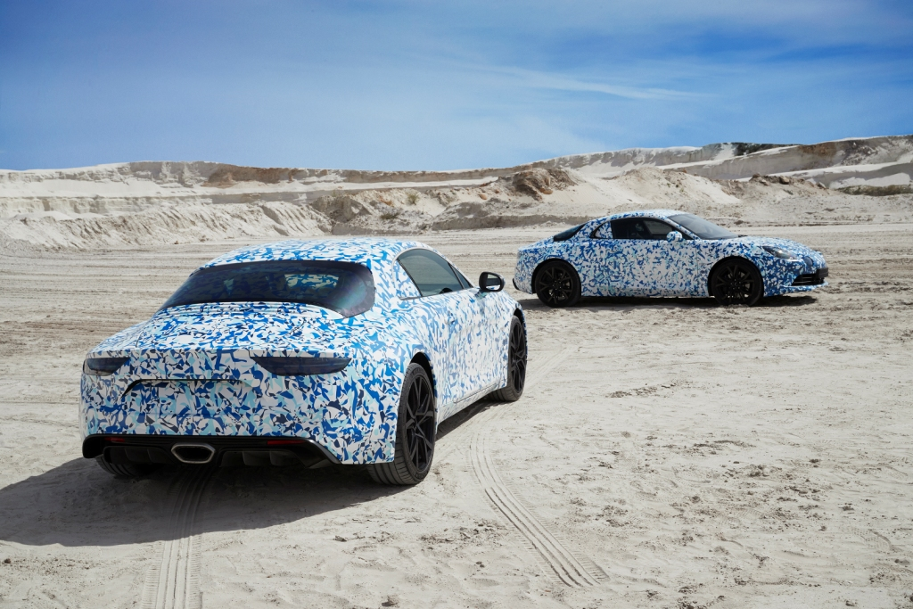 Alpine 'Première Edition' Limited-Edition Cars Now Available For Reservation