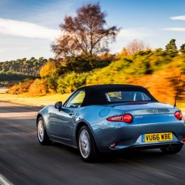 Brighten Winter With The New Mazda MX-5 Arctic