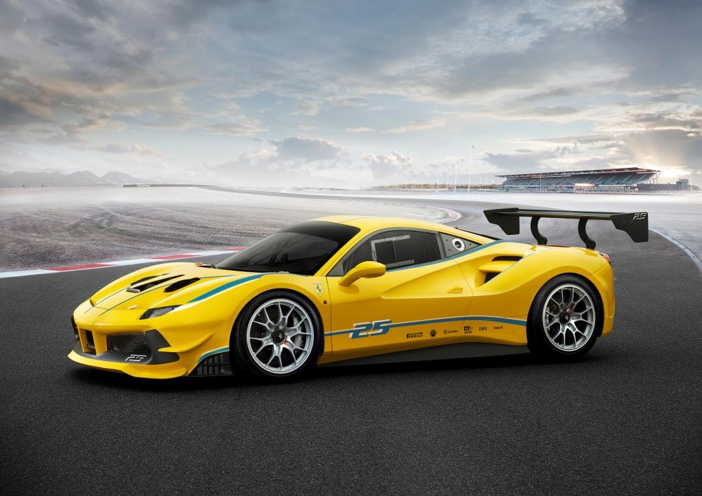 Ferrari Unveils The 488 Challenge At The World Finals In Daytona