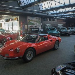 Hexagon Consolidates Business With All Classic Car Sales Now At Its Flagship Showroom