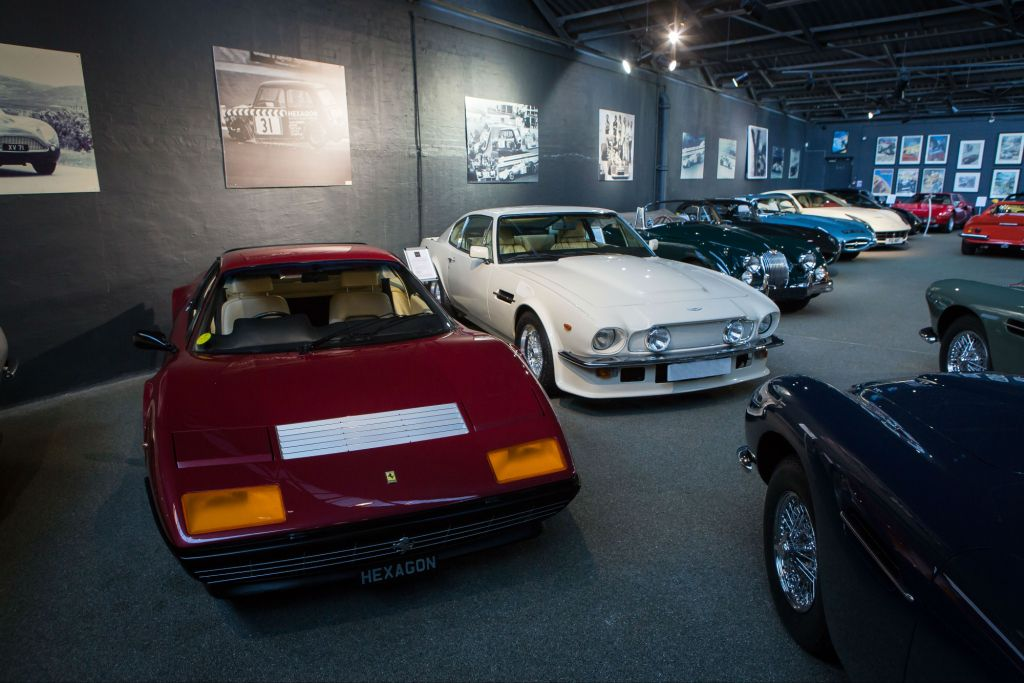Hexagon Consolidates Business With All Classic Car Sales Now At Its ...