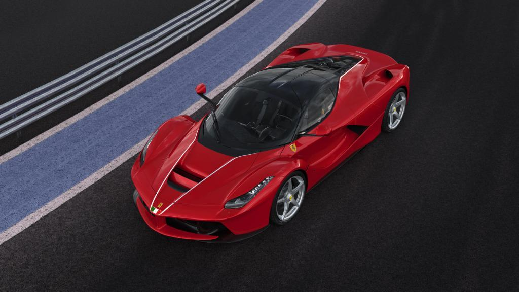 laferrari-charity-car