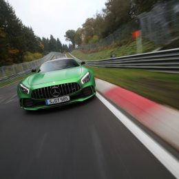 "Mercedes-AMG GT R: Outstanding Nordschleife Lap Time For The ""Beast Of The Green Hell"""