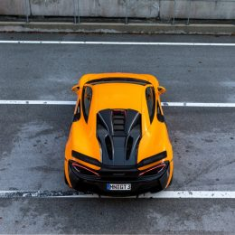 NOVITEC Now Also Refines McLaren Cars