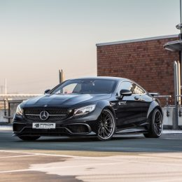Prior Design Mercedes S-Class Coupe C217 Widebody Aerodynamic Kit