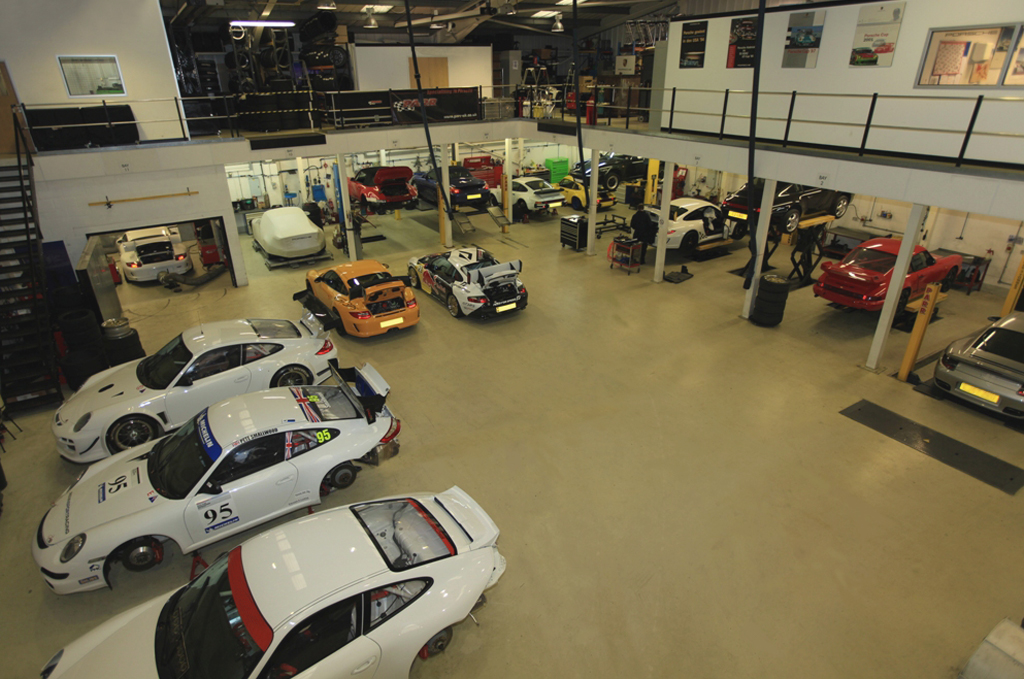 TECHART Expands Into The UK And Announces PARR As A Certified Dealer