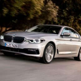 The BMW 530E iPerformance Saloon