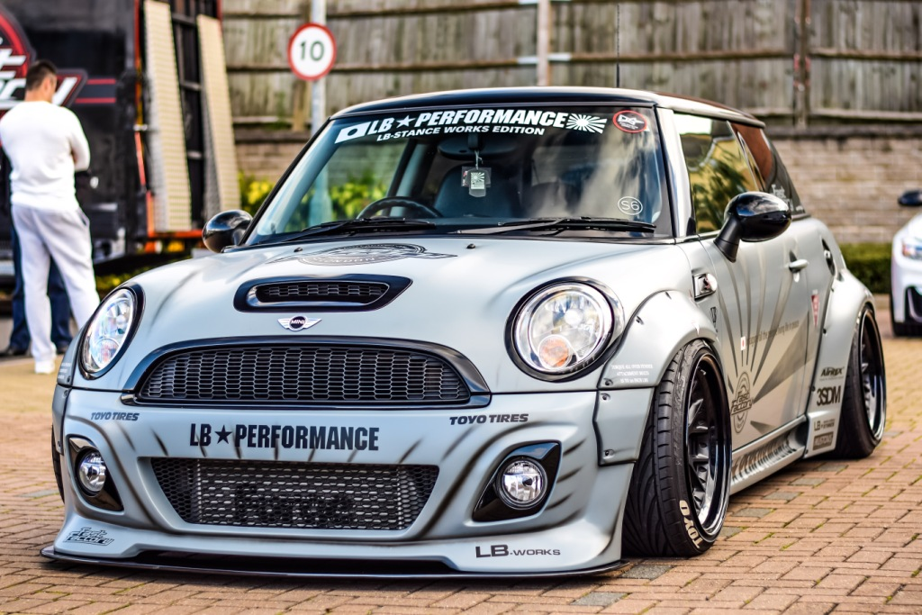 UK First Display From Supercar Tuning Firm Liberty Walk EU And The Performance Company