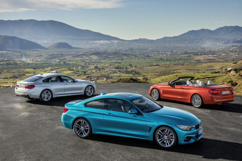 bmw announces the new 2018 bmw 4 series. Black Bedroom Furniture Sets. Home Design Ideas