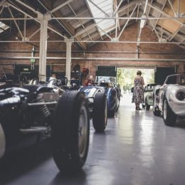 Bicester Heritage Opens Its Gates For The First Time In 2017, As The Sunday Scramble Takes Centre Stage