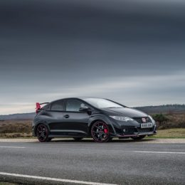 Honda Launches Civic Type R Black Edition To Commemorate Last 100
