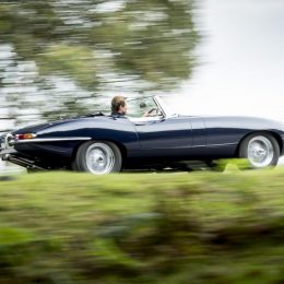 Eagle E-Type Roadster