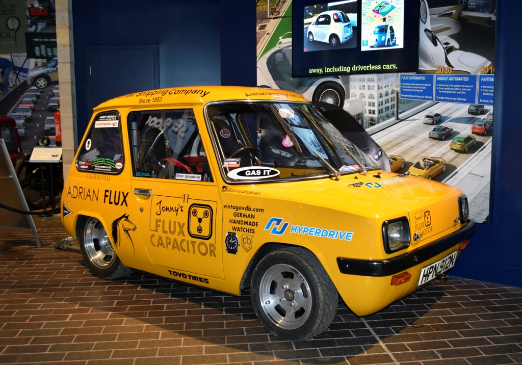 World's Fastest Road-Legal Electric Vehicle Goes On Show At Beaulieu