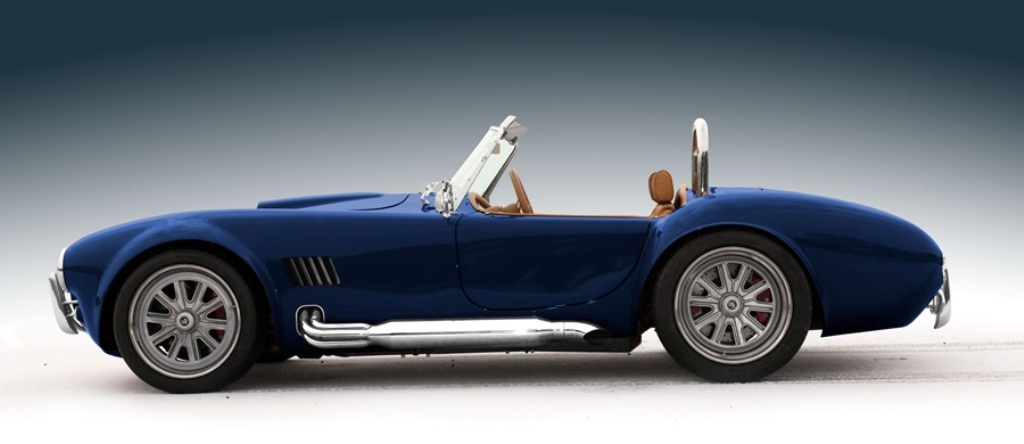 First Ever Right Hand Drive AC Cobra Mk VI To Be Launched At The Performance Car Show