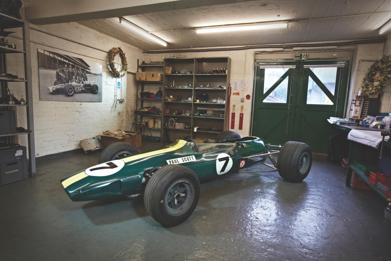 Lotus 33 R11