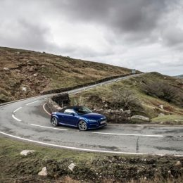New UK Audi TT TDI Models Get To Grips With Quattro