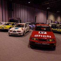 Super Saloons And Supercars Lead Stellar Line-Up At The Performance Car Show 2017