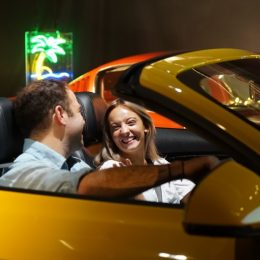 Tinder Users 'Swipe Right' For Blind Dates In A Mustang