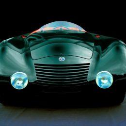 1938 Alfa 6C Aerodinamica
