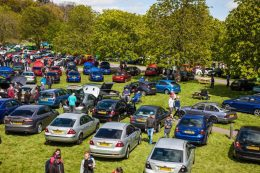 Fantastic Fords Head To Beaulieu For Simply Rally 2017