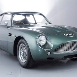 Aston Martin DB4 Zagato Sanction 2