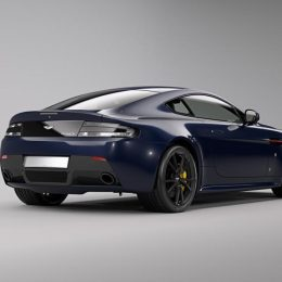 Aston Martin Vantage S Red Bull Racing Edition