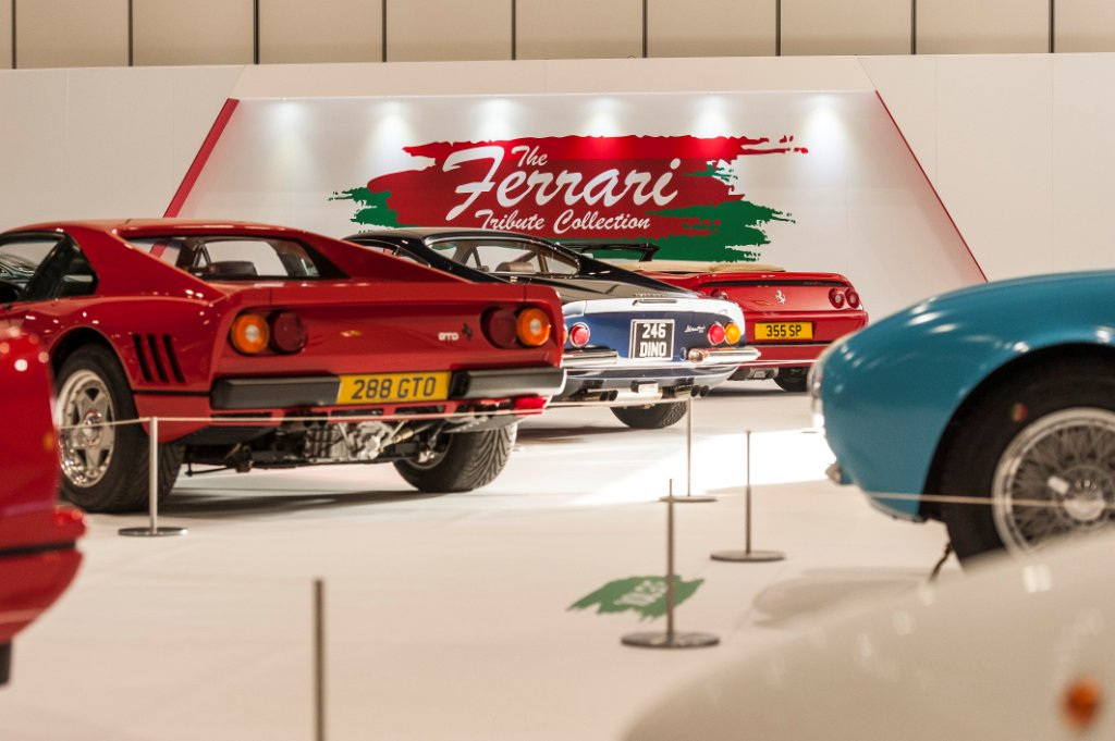 Records Tumble At The 2017 London Classic Car Show