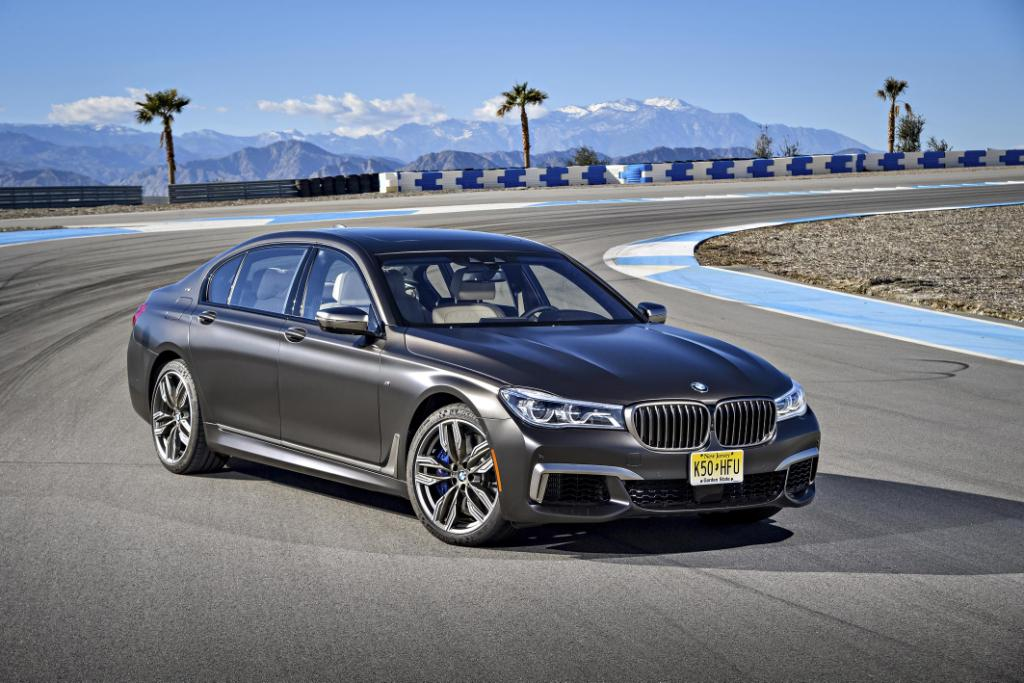 with the new bmw m760li xdrive the freshly launched new bmw 7 series