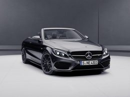 New Edition Models From Mercedes-AMG For 2017