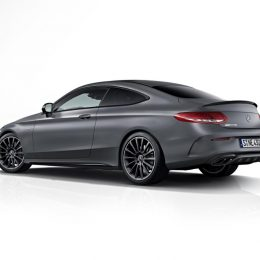 Mercedes-AMG C 43 Coupe Night Edition