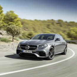 Mercedes-AMG E 63 4MATIC+ Saloon