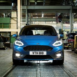 Next-Gen Ford Fiesta ST Debuts 200PS Ecoboost Engine
