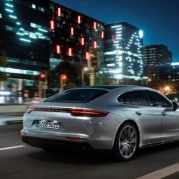 2018 Panamera Turbo S E-Hybrid Debuts As The Most Powerful Panamera Ever