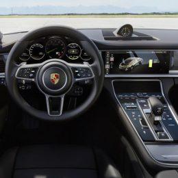 2018 Panamera Turbo S E-Hybrid Debuts As The Most Powerful Panamera Ever