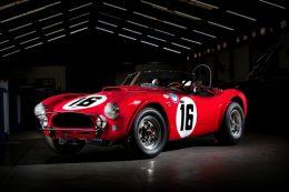 Sebring Tribute Cobra In Miles Livery