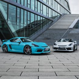 TECHART Styling For The Porsche 718 Cayman And 718 Boxster